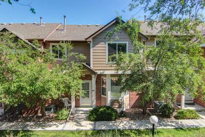 Littleton Condo/Townhouse Active: 7590 West Coal Mine Avenue #E