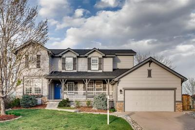 Highlands Ranch Single Family Home Under Contract: 2803 Timberchase Trail