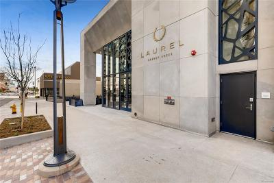 Aurora, Centennial, Cherry Hills Village, Denver, Englewood, Greenwood Village, Littleton, Parker, Lakewood Condo/Townhouse Active: 155 Steele Street #418