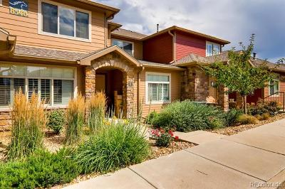 Highlands Ranch Condo/Townhouse Active: 8540 Gold Peak Lane #E