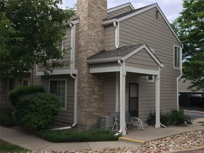 Highlands Ranch Condo/Townhouse Under Contract: 822 Summer Drive