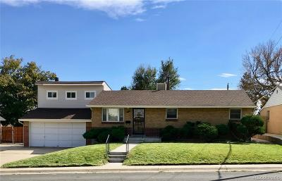 Denver Single Family Home Active: 1120 Elbert Street