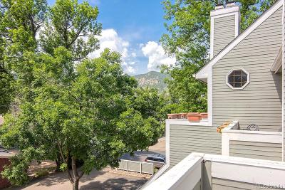 Boulder Condo/Townhouse Under Contract: 1430 18th Street #16