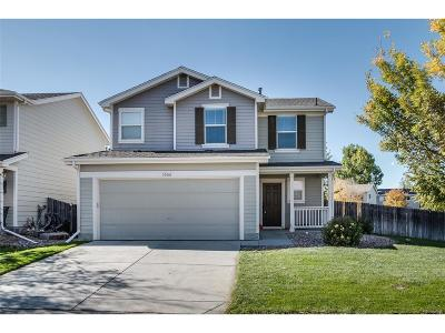 Longmont Single Family Home Under Contract: 10661 Upper Highland Drive