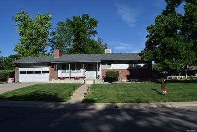 Golden Single Family Home Under Contract: 2193 Braun Court