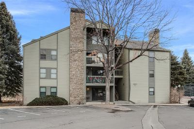 Littleton Condo/Townhouse Under Contract: 4866 South Dudley Street #3-1