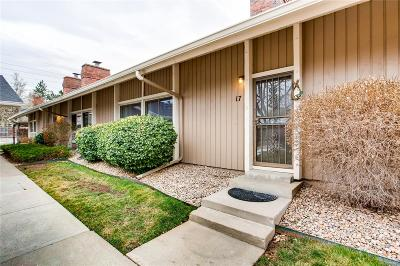 Denver Condo/Townhouse Active: 6495 East Happy Canyon Road #17