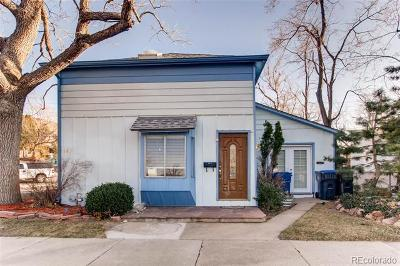 Golden Single Family Home Under Contract: 607 14th Street