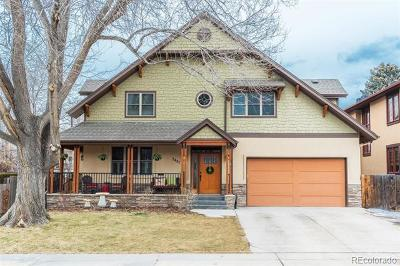 Denver County Single Family Home Active: 2427 South Garfield Street