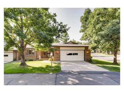 Lakewood CO Condo/Townhouse Under Contract: $599,000