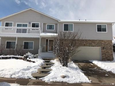 Littleton Single Family Home Under Contract: 7659 Jared Way