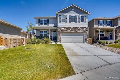 Commerce City Single Family Home Active: 12615 East 104th Place