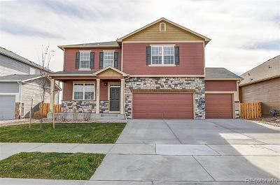 Crystal Valley, Crystal Valley Ranch Single Family Home Under Contract: 5894 High Timber Circle