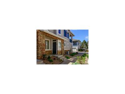 Highlands Ranch Condo/Townhouse Sold: 50 Whitehaven Circle