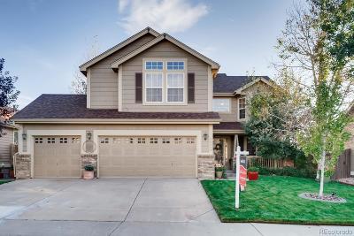 Aurora Single Family Home Active: 22798 East Alamo Lane