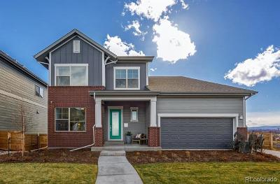 Denver Single Family Home Under Contract: 2343 West 67 Drive