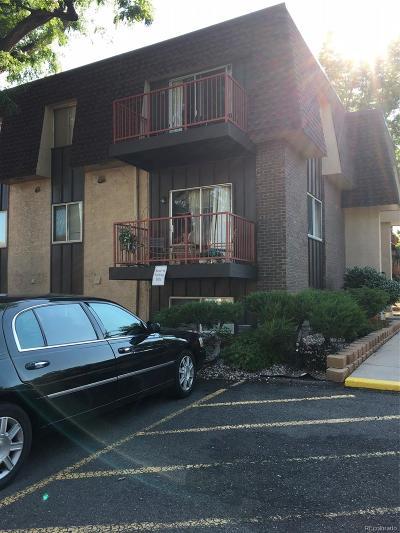 Denver CO Condo/Townhouse Active: $157,000