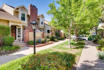 Littleton Condo/Townhouse Active: 2890 West Long Circle #C