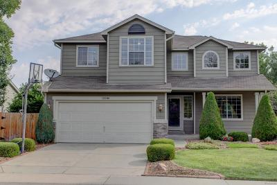 Broomfield Single Family Home Under Contract: 12286 Wolff Drive