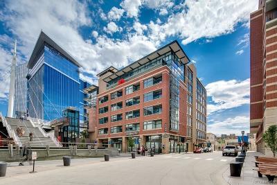 Denver Condo/Townhouse Active: 2100 16th Street #602