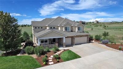 Parker CO Single Family Home Active: $724,900