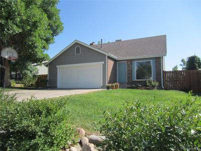 Arvada Single Family Home Under Contract: 7814 Club Crest Drive