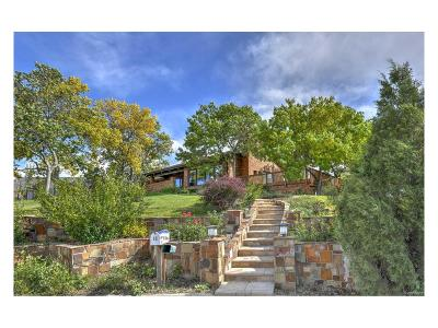 Boulder CO Single Family Home Active: $1,175,000