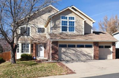 Broomfield Single Family Home Active: 1613 Jade Court