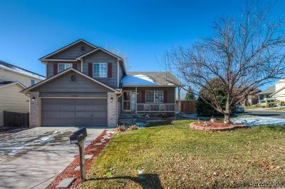 Thornton Single Family Home Active: 13585 Cherry Street
