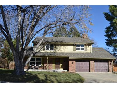 Arapahoe County Single Family Home Active: 3015 Carter Circle