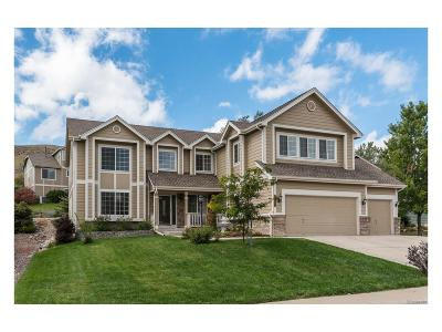 Castle Rock Single Family Home Active: 1711 Wild Rye Court