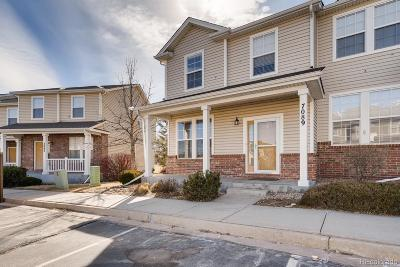 El Paso County Condo/Townhouse Active: 7089 Yampa River Heights