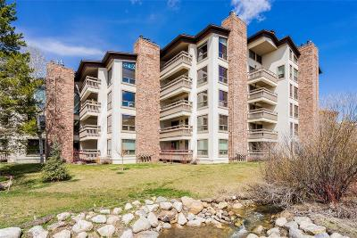 Steamboat Springs CO Condo/Townhouse Active: $590,000