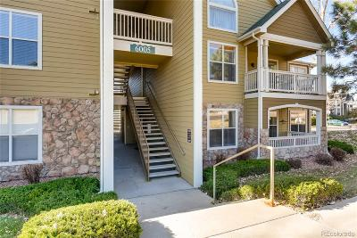 Castle Rock Condo/Townhouse Under Contract: 6005 Castlegate Drive #B14