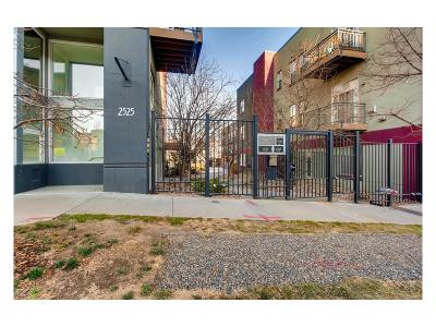 Condo/Townhouse Under Contract: 2525 15th Street #3C