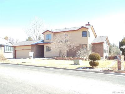 Single Family Home Under Contract: 5844 Cole Way