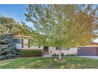 Northglenn Single Family Home Active: 10506 Ura Lane
