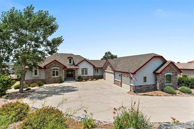 Parker Single Family Home Active: 20037 East Hanging J Ranch Place