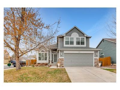 Castle Rock Single Family Home Active: 5333 East Weston Avenue