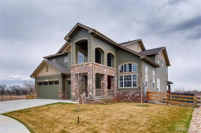 Fort Collins Single Family Home Active: 2615 Palomino Court