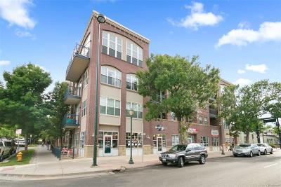 Condo/Townhouse Under Contract: 1489 Steele Street #202
