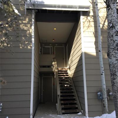 Steamboat Springs Condo/Townhouse Active: 1300 Athens Plaza #12