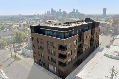 LoHi Condo/Townhouse Active: 1908 West 33rd Avenue #201