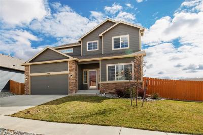 Colorado Springs Single Family Home Active: 6860 Red Cardinal Loop