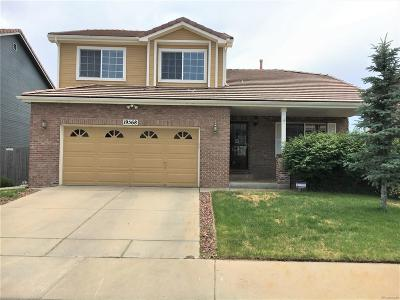 Denver Single Family Home Active: 19568 East 40th Place