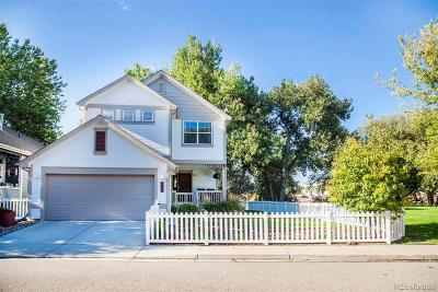 Longmont Single Family Home Under Contract: 2102 River Walk Lane