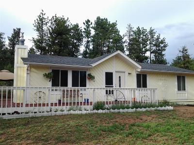 Bailey Single Family Home Under Contract: 689 Gunsmoke Drive