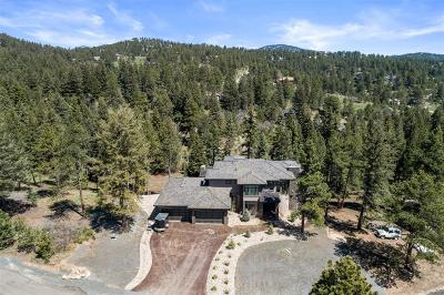 Morrison Single Family Home Active: 21403 Gold Rush Place