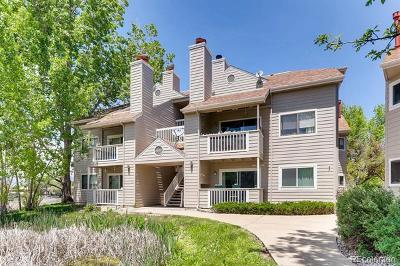 Boulder Condo/Townhouse Active: 4975 Twin Lakes Road #79