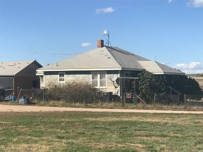 Fort Lupton Single Family Home Under Contract: 3351 County Road 21